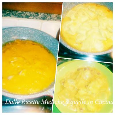 ravioli con salsa di zucca