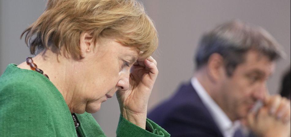 Alemania frena la reactivación. Confinamiento estricto en Semana Santa