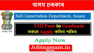 Soil Conservation Assam