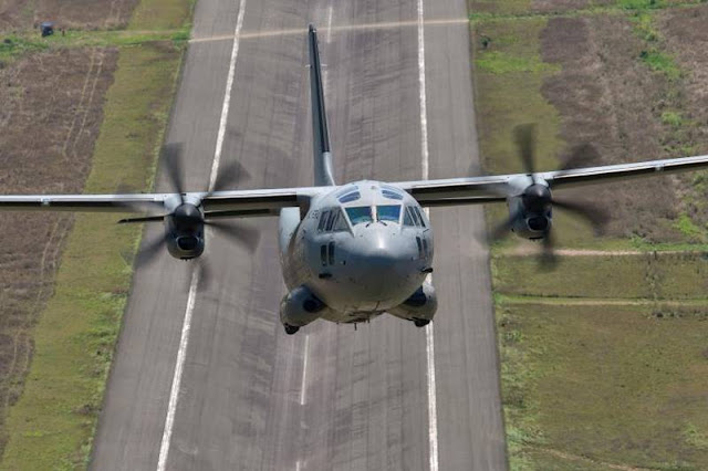 Peru buy C-27J helicopters