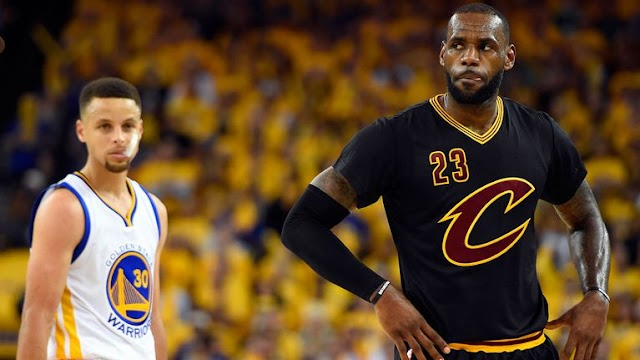 NBA FINALS: Cleveland Cavaliers vs. Golden State Warriors: A NEW RIVALRY?