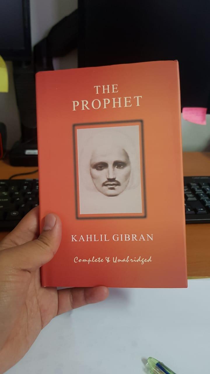 Buku The Prophet - Kahlil Gibran
