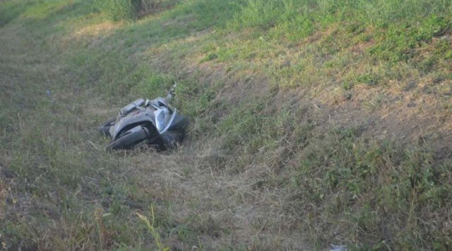 Árokba borult motorkerékpárjával Békéscsaba külterületén egy férfi