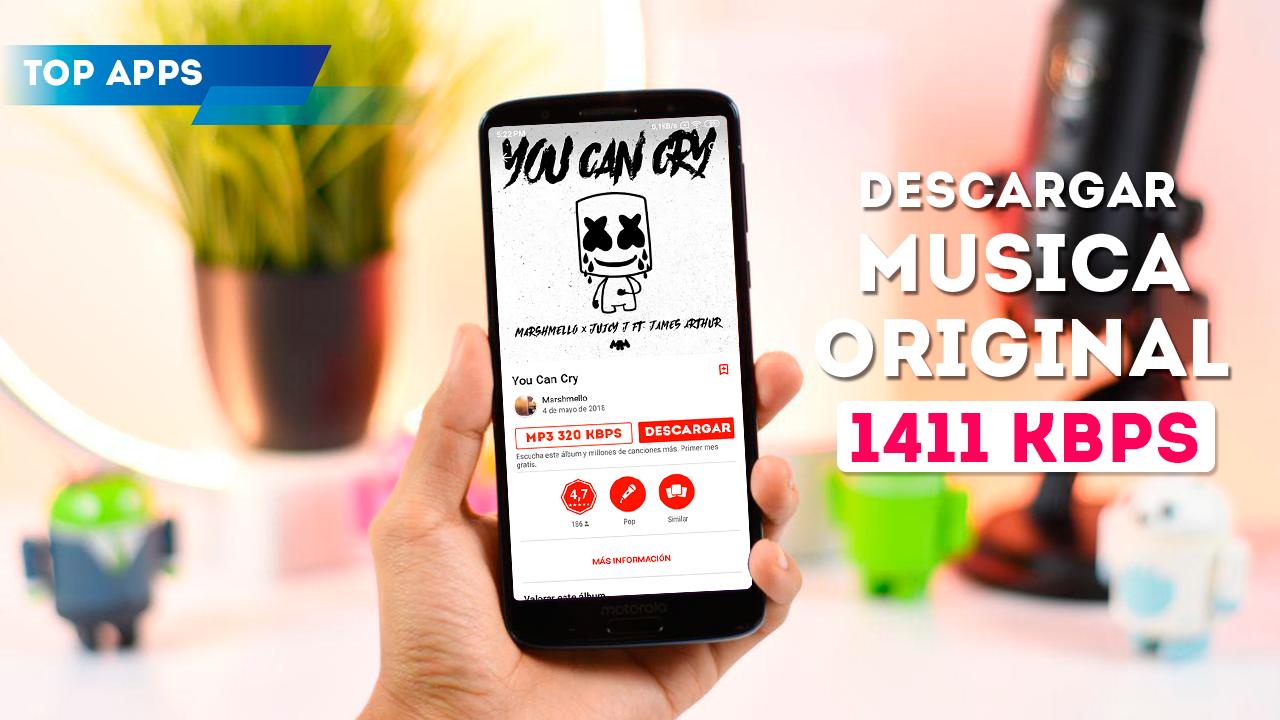 descargar musica en android 2019