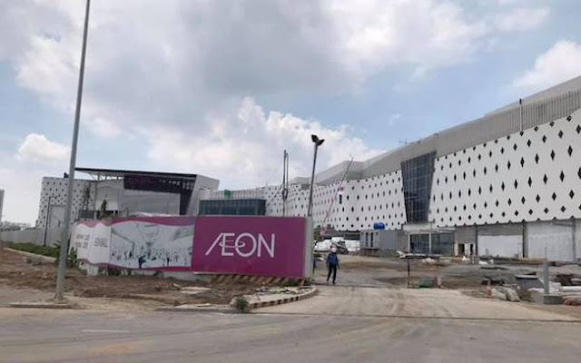 Đại dự án Aeon Mall Hà Đông