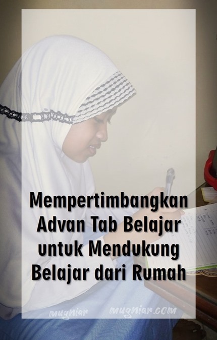 Advan Tab Belajar