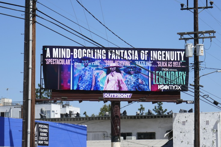 Legendary season 1 Emmy FYC billboard