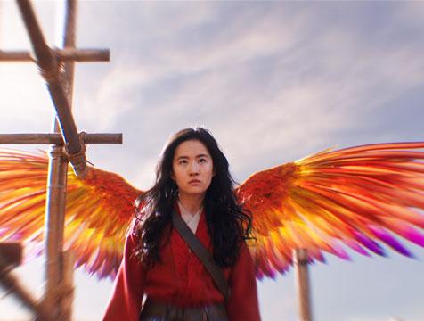 Hua Mulan - Cine de Escritor
