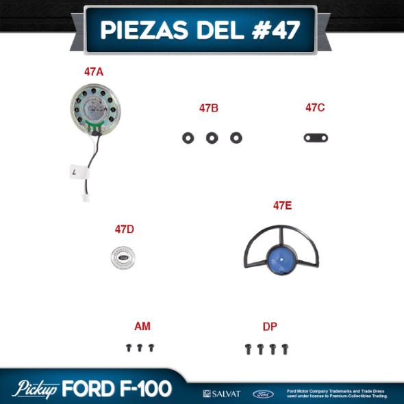 Entrega 47 Ford F-100
