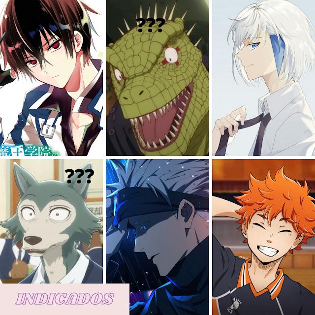 Confira todos os vencedores do Anime Awards 2021 - Crunchyroll