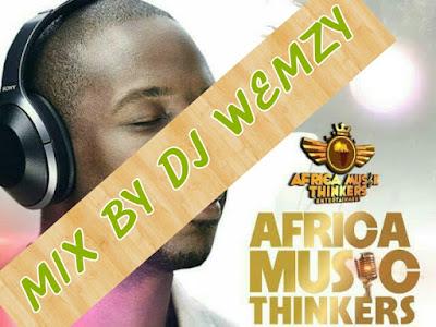 HOT MIXTAPE : Wemzy - Gbese Mixtape