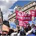 Milhares de cristãos marcham por Jesus na França