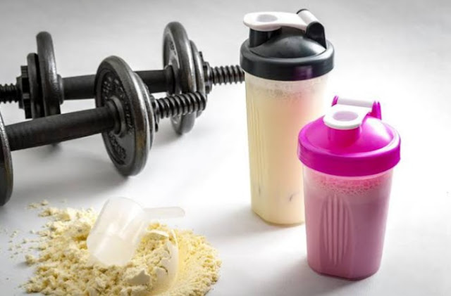 benefits of protein shake