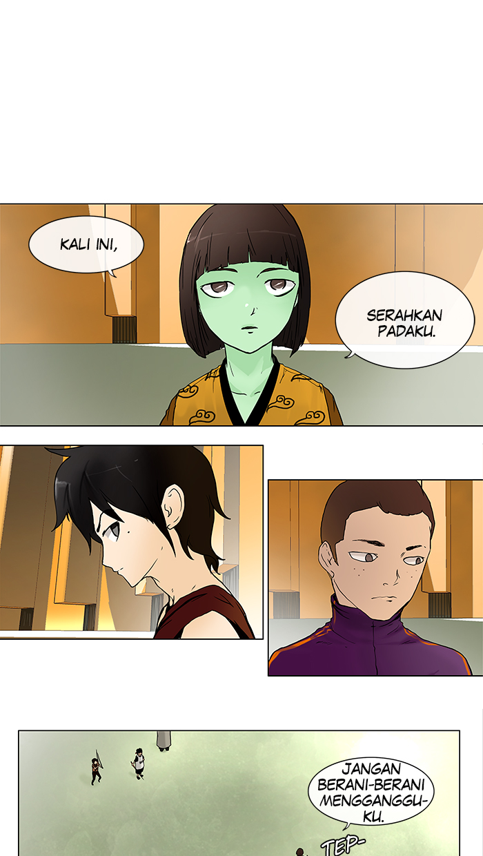 Tower of God Bahasa indonesia Chapter 15