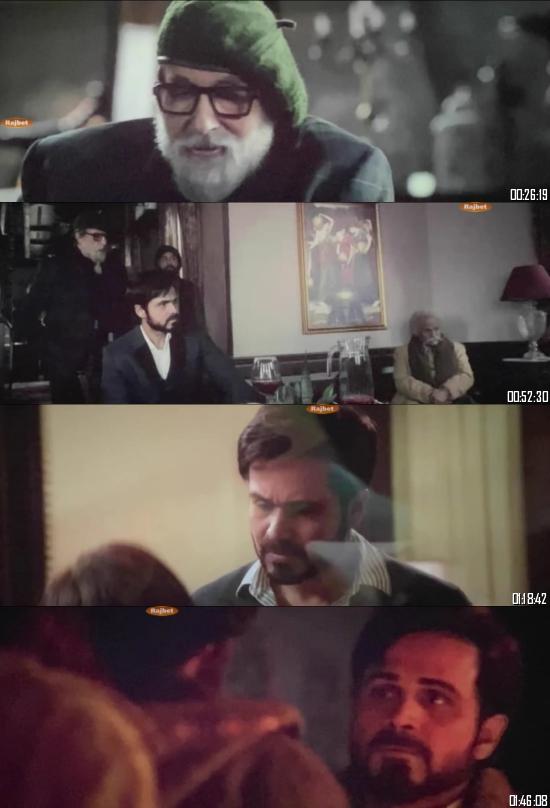 Chehre 2021 Hindi 720p 480p pDVDRip x264 Full Movie