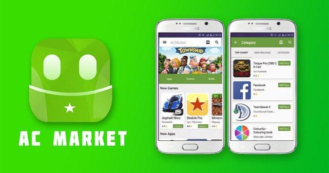 تحميل التطبيقات المدفوعة مجانا مع متجر ACMarket