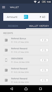 Frizza App Refer And Earn Proof