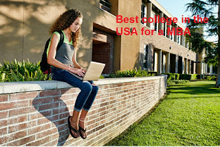 List of best college in the USA for a MBA?