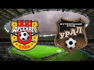 Арсенал - Урал смотреть онлайн бесплатно 22 сентября 2019 прямая трансляция в 16:30 МСК.