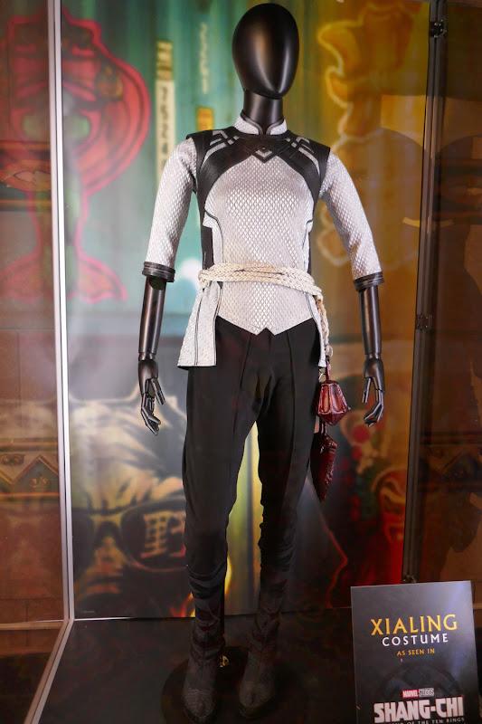 Meng'er Zhang Xialing costume Shang-Chi and Legend of Ten Rings