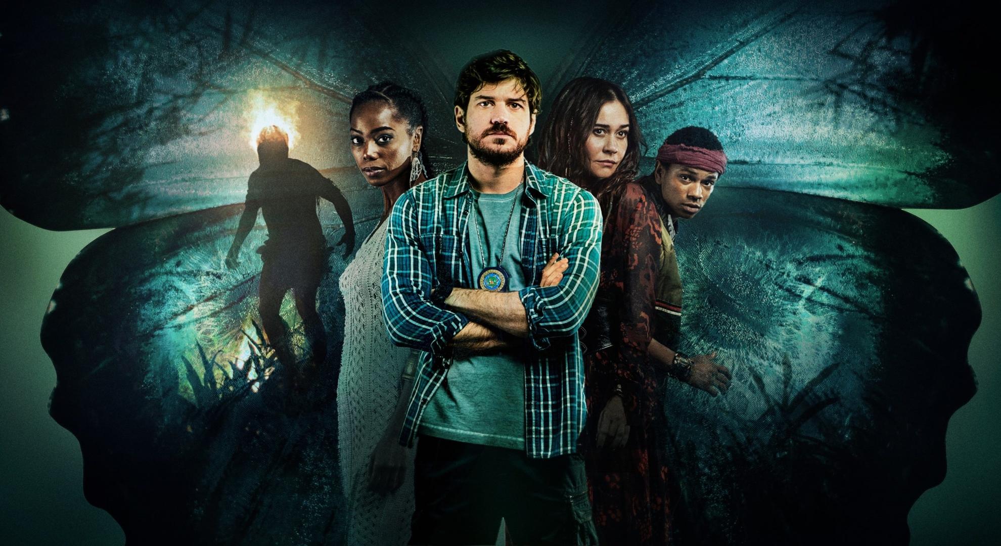 A Cuca pegou: 'Cidade Invisível' ganha segunda temporada