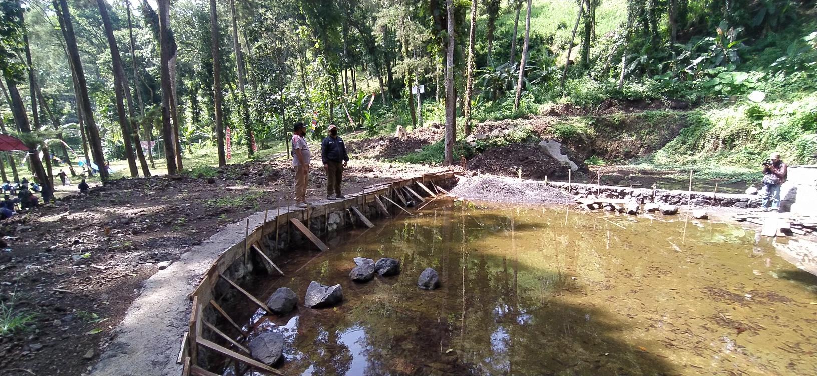Kawasan Hutan di Desa Ranuyoso Dikembangkan jadi Tempat Wisata