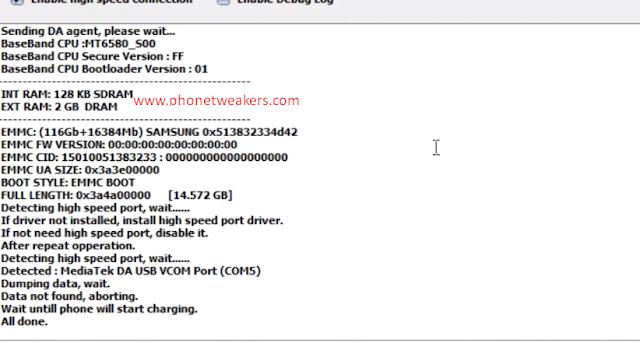 NCK Box Privacy Unlock bypass Method