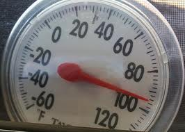 Weekly Tip - Temps Are Rising, Watch for Heat Related Illness