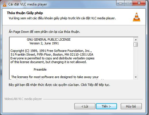 Hướng dẫn cài đặt VLC Media Player 64bit mới nhất cho Win 7, 10 c