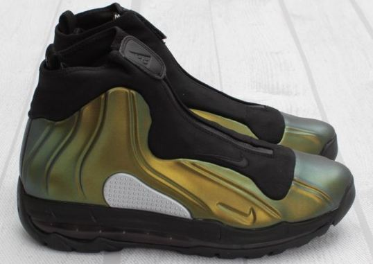 """united states official store new york THE SNEAKER ADDICT: Nike I-95 Posite Max """"Metallic Gold"""" Sneaker ..."""