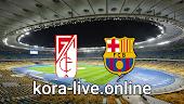 مباراة برشلونة وغرناطة بث مباشر بتاريخ 28-04-2021 الدوري الاسباني