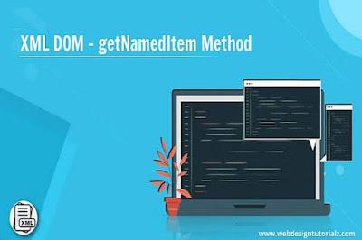 XML DOM - getNamedItem Method