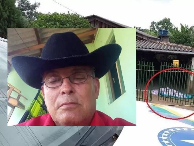 Polícia prende idoso que matou ex a machadadas após audiência de partilha de bens em RO