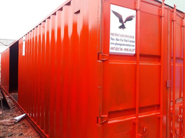 Tình Hình Thuê Container Tại Đồng Nai