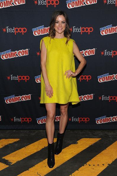 Jessica Stroup Comic Con