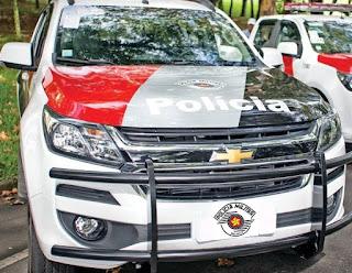POLÍCIA MILITAR PRENDE NETO DE 18 ANOS POR AGREDIR AVÔ DE 75 ANOS