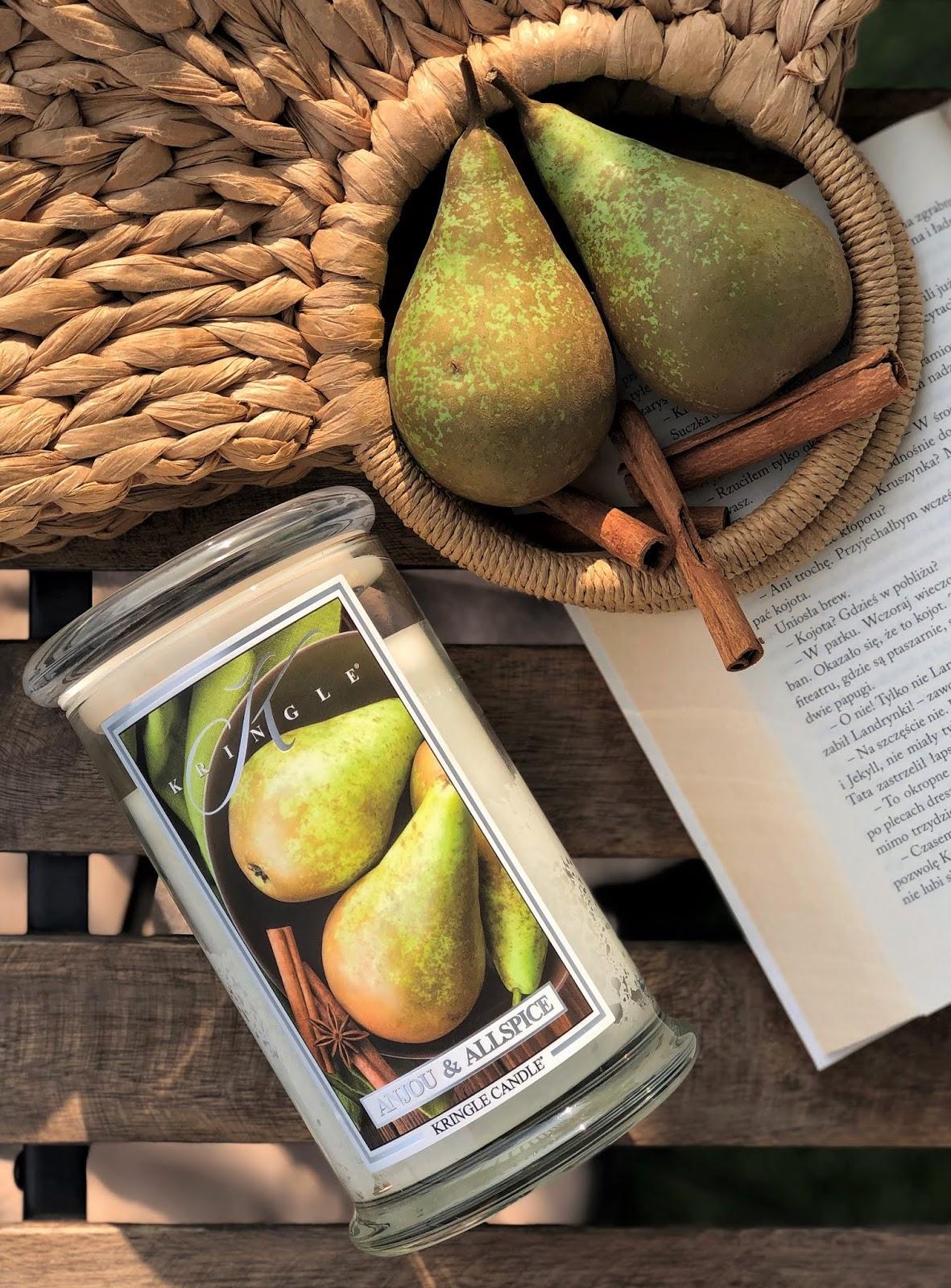 Przywitajmy jesień - Anjou & Allspice Kringle Candle