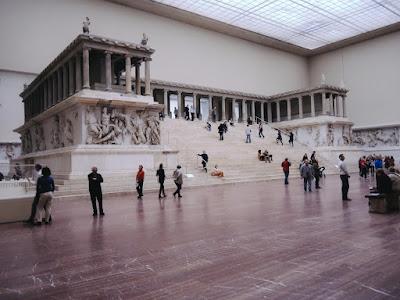 Pergamon Müzesi – Berlin/Almanya