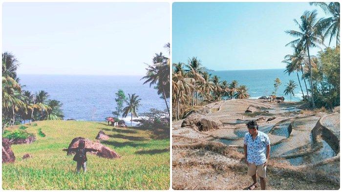 Pantai Rajaan Ngulung Kulon,