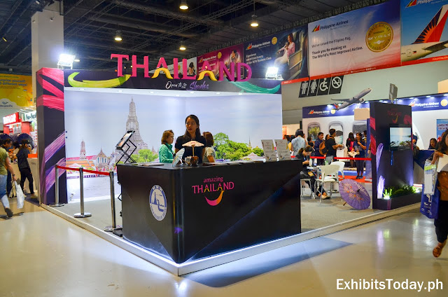 Thailand Exhibition Booth
