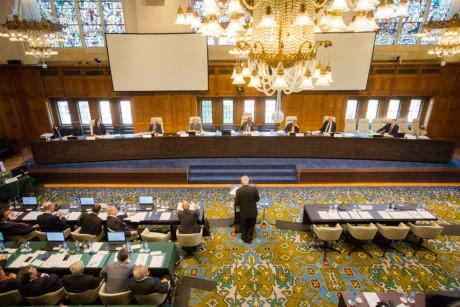 Tòa quốc tế chính thức bác bỏ đường 9 đoạn của Trung Quốc