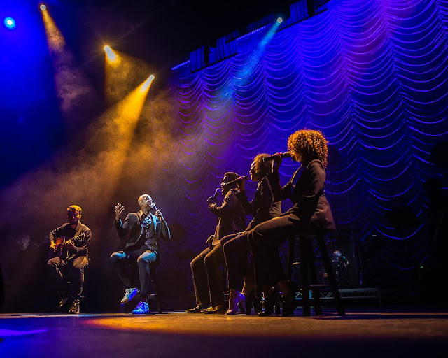 BWW Review: Terron Brooks Sets the Montalban Ablaze With THE SOUL OF BROADWAY