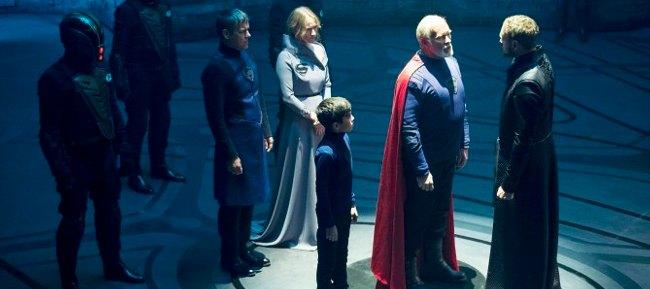 Krypton cancelada