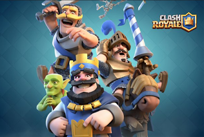 Clash Royale v1.1.2 Apk Update Terbaru 2016