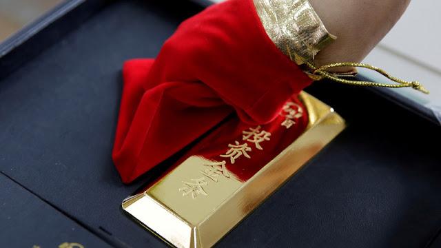 China aumenta sus reservas de oro comprando más de 100 toneladas en lo que va de año