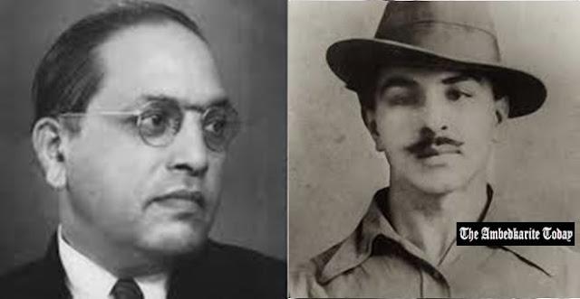 Three Victims – Ambedkar's editorial on Bhagat Singh's martyrdom