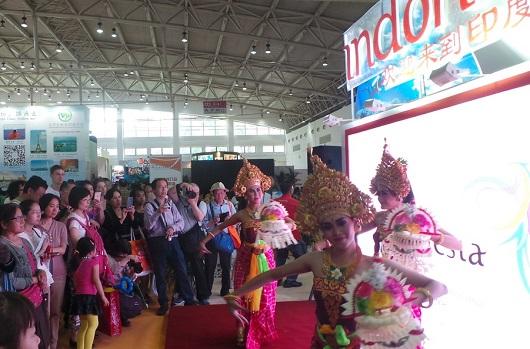 Tari Bali Jadi Primadona di Beijing International Tourism Expo 2016