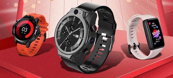 Precisas de um smartwatch? Vê esta promoção da Tomtop