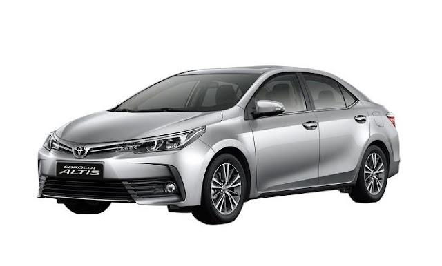 Toyota Corolla ALTIS - Getslook.com/