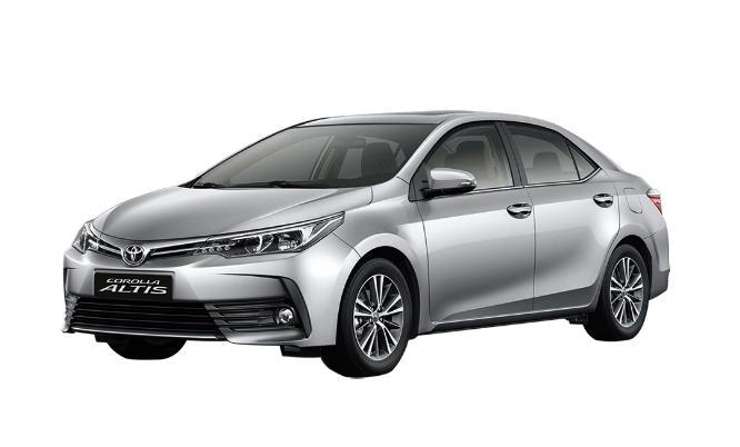 Toyota Corolla ALTIS Full Specs & Price In Bangladesh